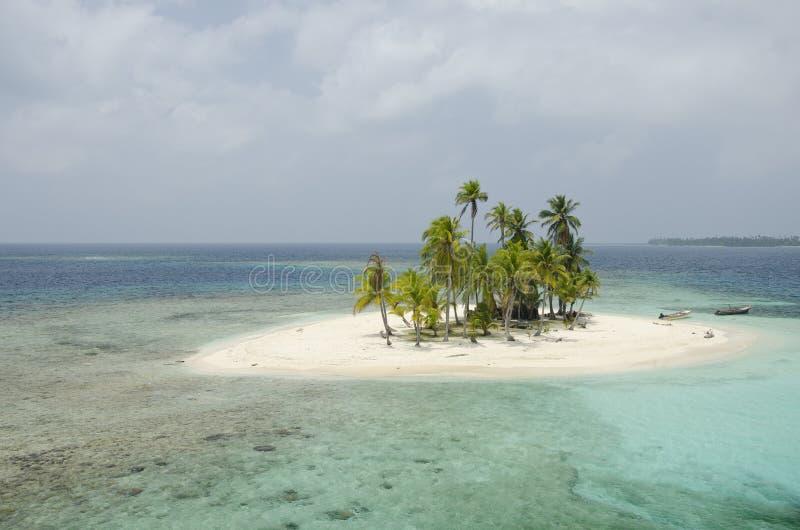 Arcipelago di San Blas fotografie stock libere da diritti