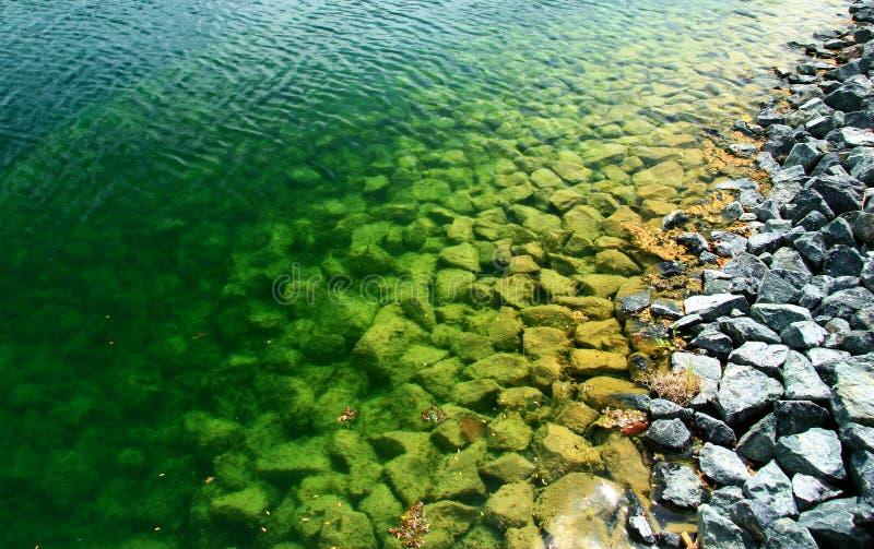 Arco-íris da água fotografia de stock royalty free