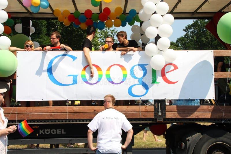 Arco-íris Google fotos de stock royalty free