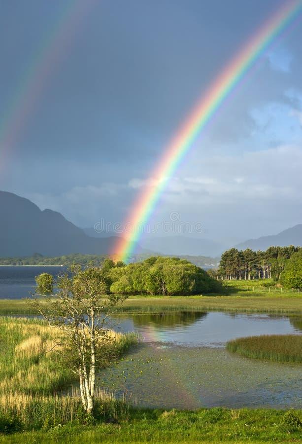 Arco-íris irlandês