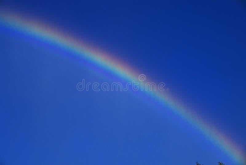 Arco-íris perto do Niagara Falls fotos de stock