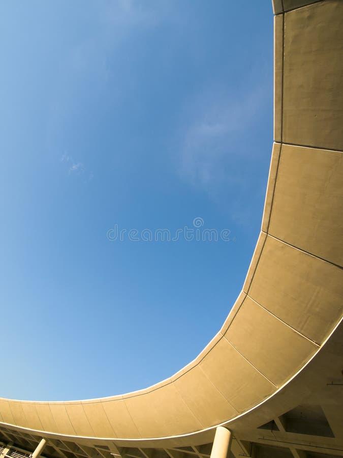Download Arco arrebatador foto de archivo. Imagen de borde, curva - 7286682
