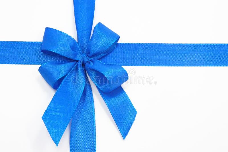 Arco blu immagini stock libere da diritti