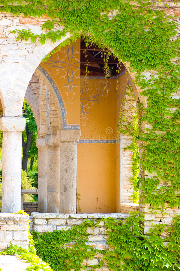 Arco bonito imagem de stock royalty free