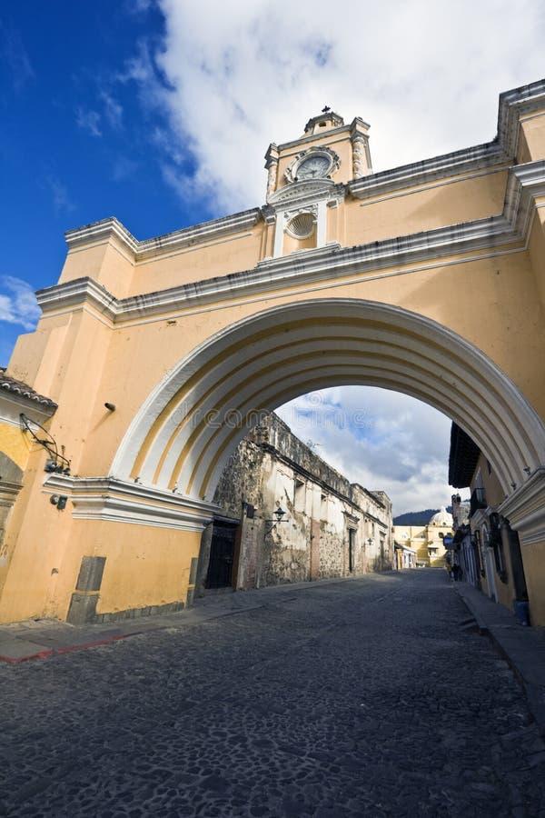arco Catalina de Santa photos stock