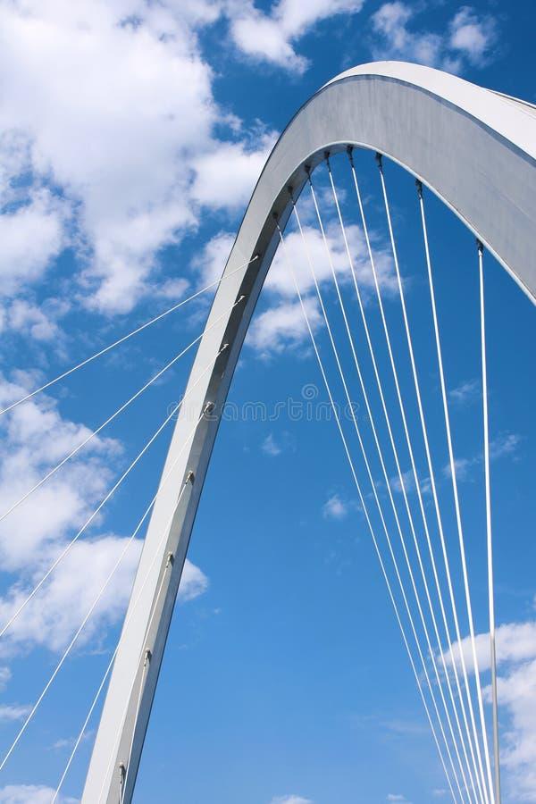 Arco da ponte imagens de stock