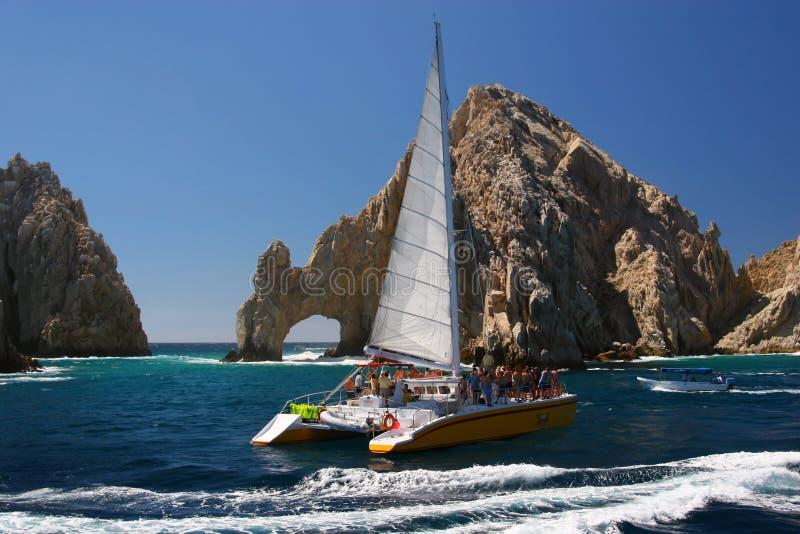Arco de Cabo San Lucas imagens de stock