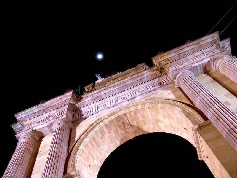 Arco DE La Calzada royalty-vrije stock afbeeldingen