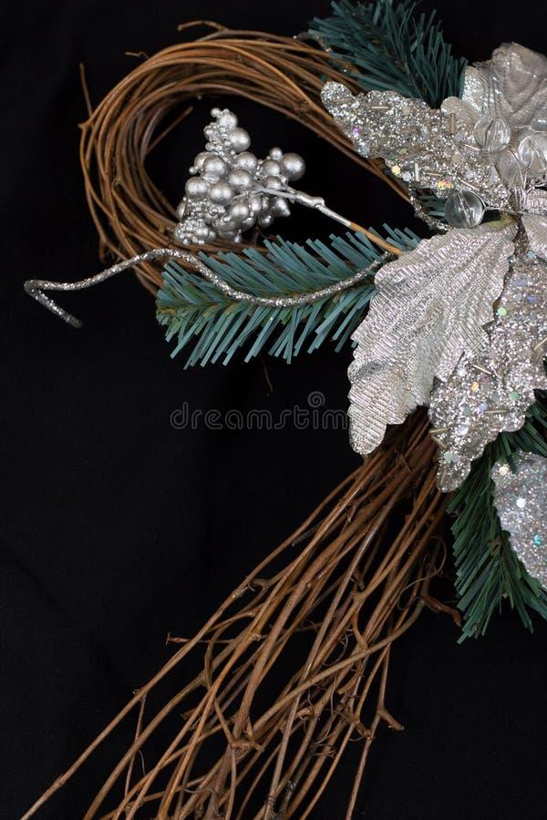 Arco de la Navidad fotos de archivo libres de regalías