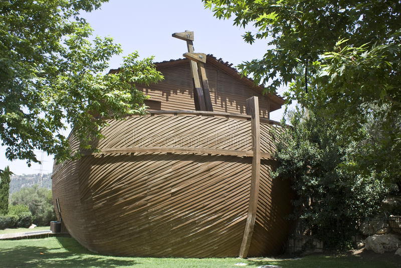 Arco de Noah fotografia de stock royalty free