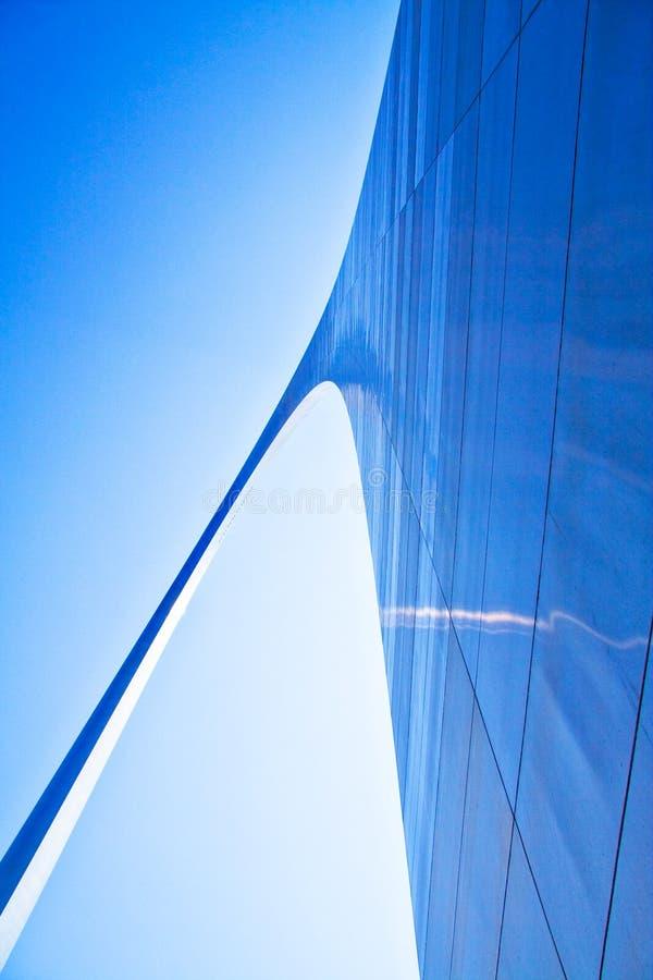 Arco de St. Louis imagenes de archivo