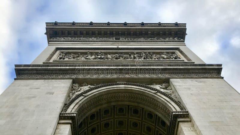 Arco de Triunfo imagens de stock royalty free