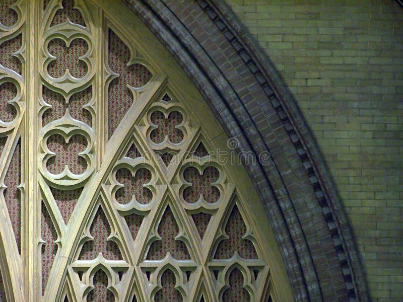Download Arco decorativo imagem de stock. Imagem de formas, igreja - 109981