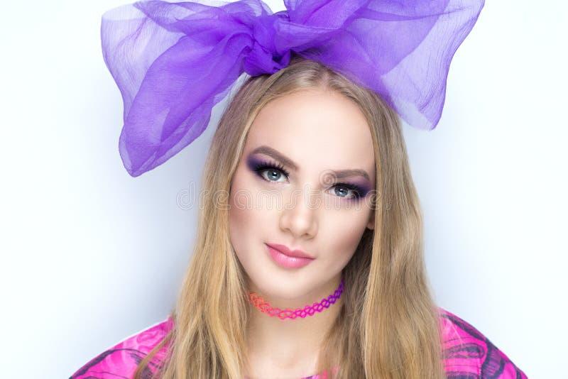 Arco del Barbie Girl imágenes de archivo libres de regalías