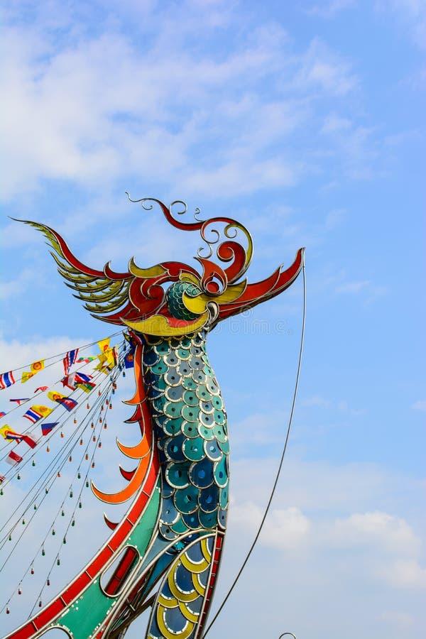 Arco del barco de Kaew Kusol Tharm fotografía de archivo libre de regalías