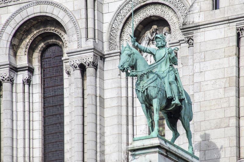 Arco del ` di Jeanne d fotografie stock