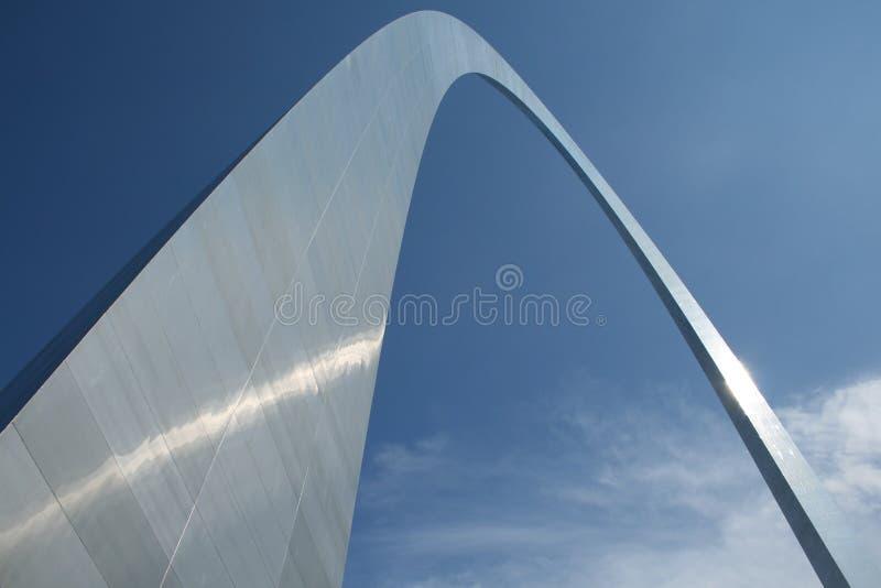 Arco del Gateway imágenes de archivo libres de regalías