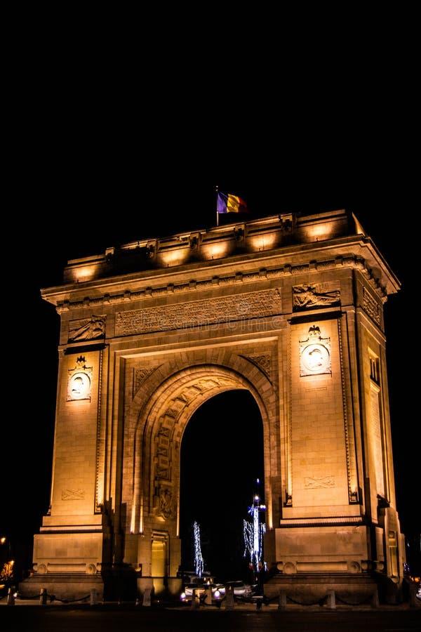 Arco del triunfo imágenes de archivo libres de regalías