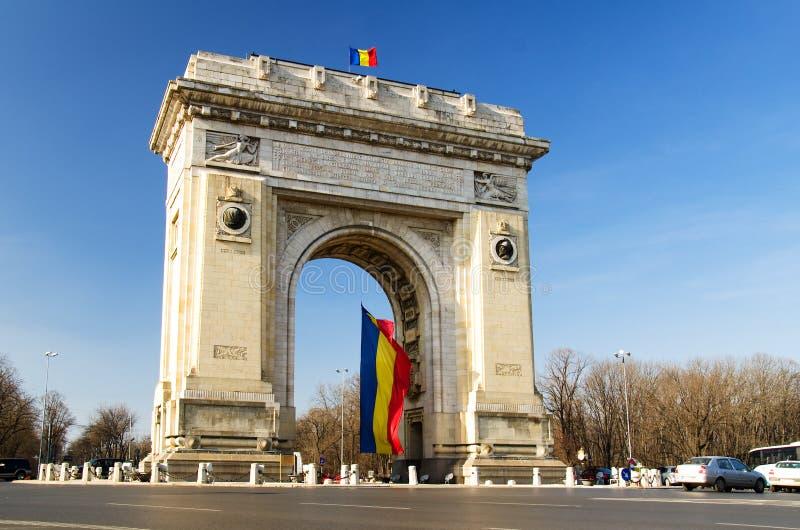 Arco del triunfo fotos de archivo libres de regalías