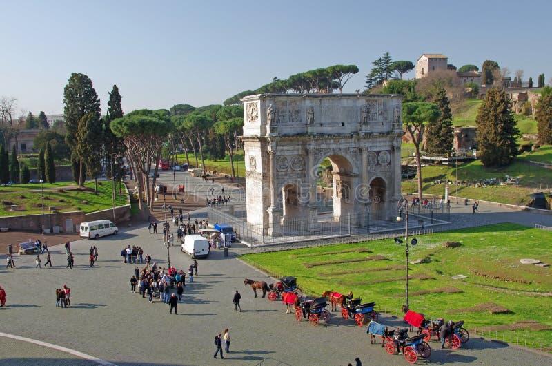 Arco di Constantine fotografia stock