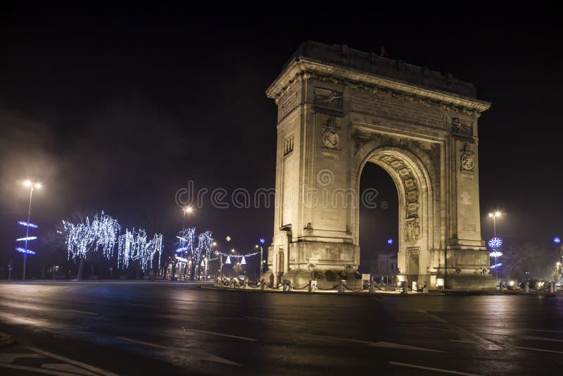 Arco di Triumph immagini stock
