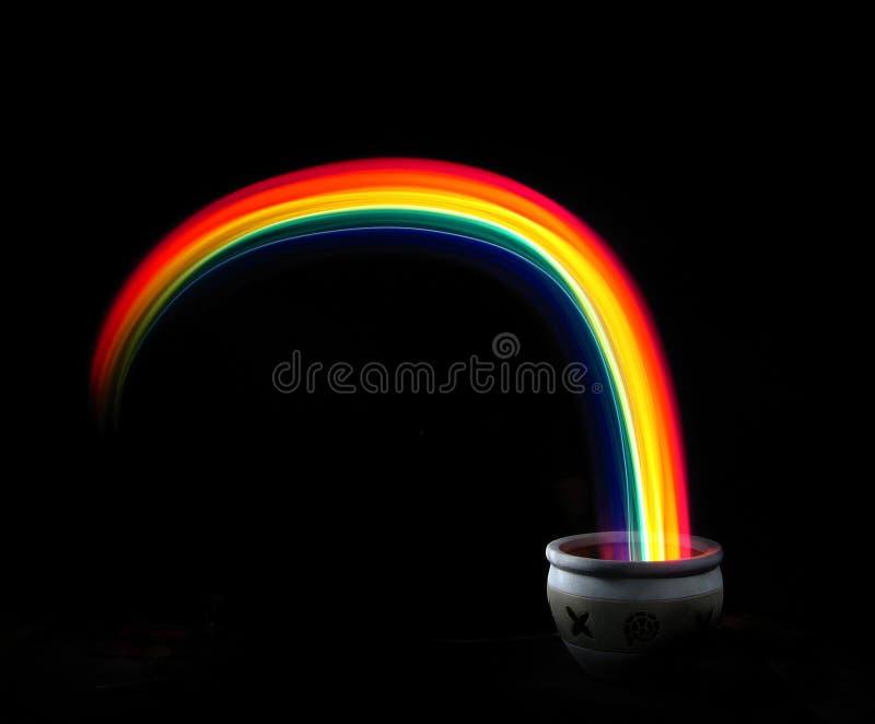 Download Arco iris imagen de archivo. Imagen de cielo, colores, lluvia - 179383