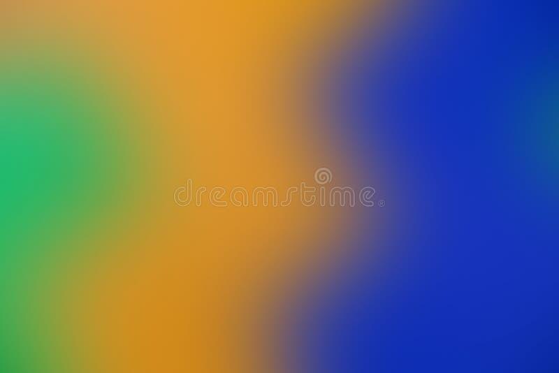 Arco iris abstracto del fondo de la pendiente, multicolor, todo-color, con el espacio de la copia fotografía de archivo libre de regalías