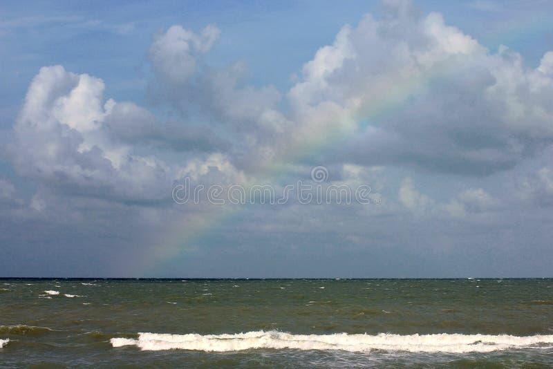 Arco iris de la Florida fotografía de archivo libre de regalías