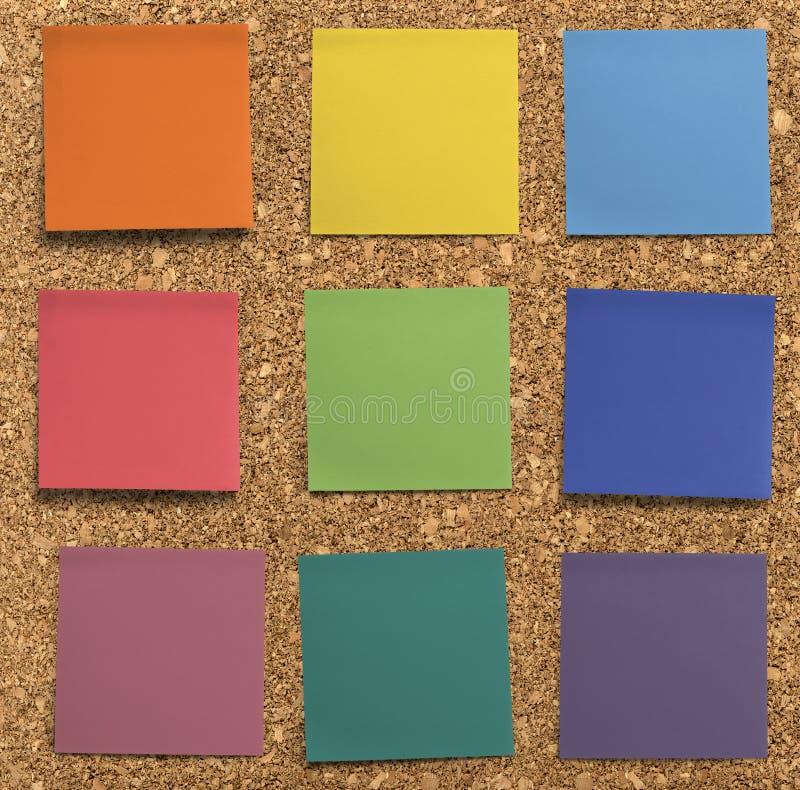 Arco iris palillo-él imagen de archivo