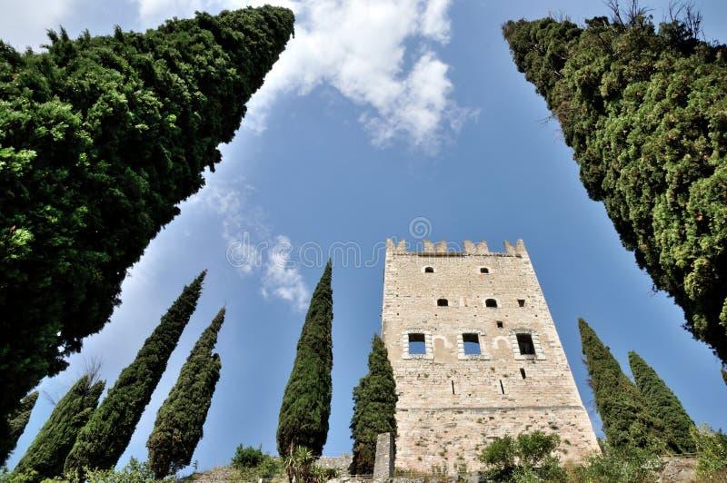 Arco kasteel royalty-vrije stock fotografie
