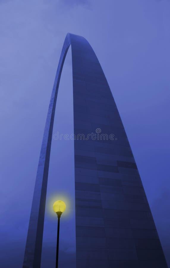 Arco L del Gateway fotos de archivo