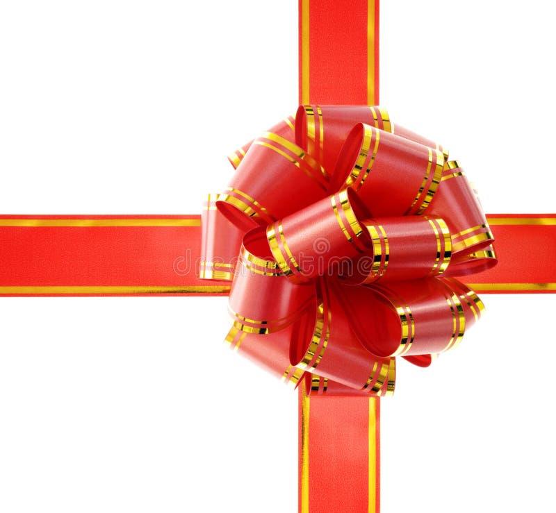 Download Arco Rosso Isolato Su Bianco Illustrazione di Stock - Illustrazione di celebrazione, modello: 7301929