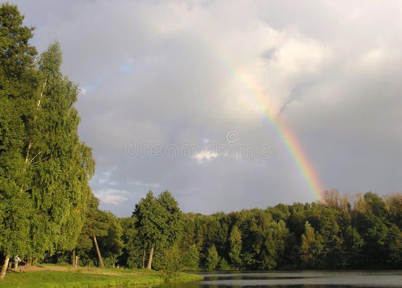 Arcobaleno immagine stock libera da diritti