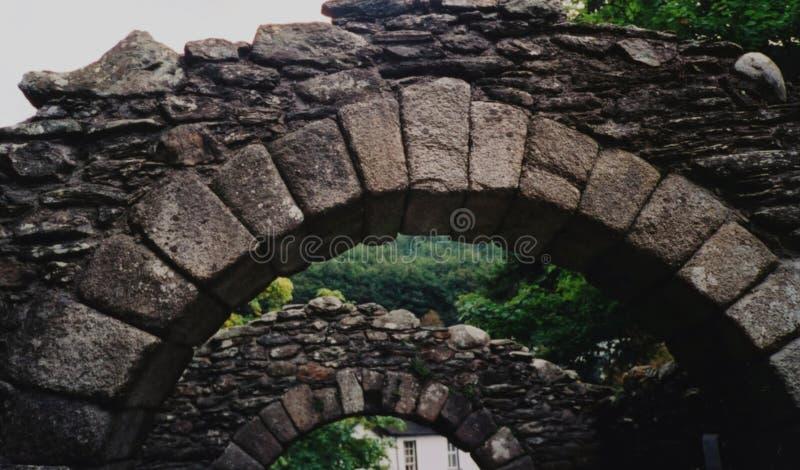Arcos foto de archivo