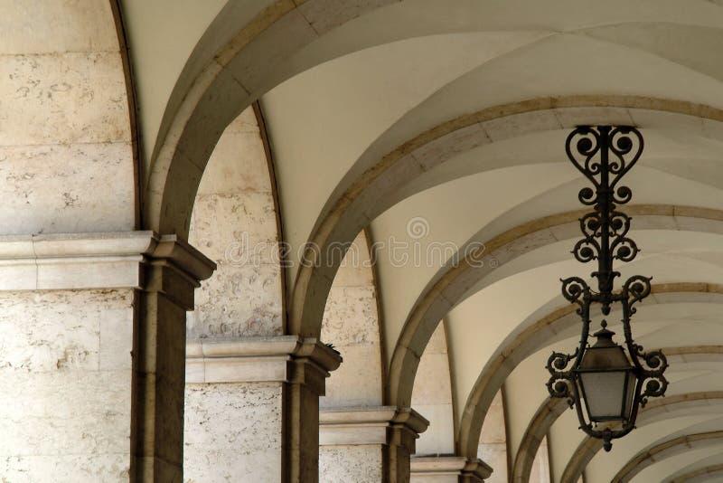 Arcos arquitectónicos foto de archivo libre de regalías