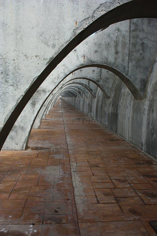 Arcos de Málaga imagenes de archivo