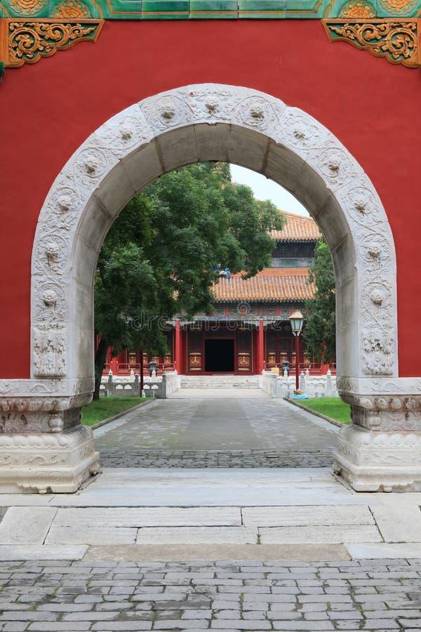 Arcos de piedra fotografía de archivo libre de regalías