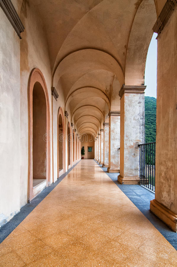Arcos em Italia foto de stock royalty free