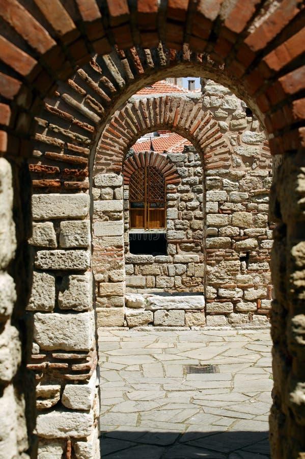 Arcos Grecian fotos de stock