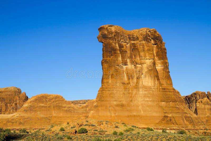 Arcos - a rocha dos carneiros fotos de stock royalty free