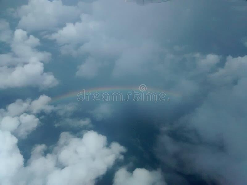 Arcs-en-ciel images libres de droits