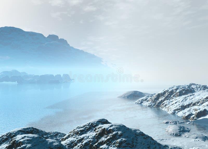 Download Arctic Landscape Stock Photography - Image: 12149232