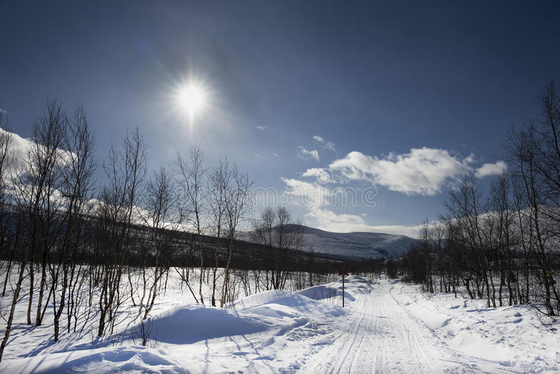 The Arctic North stock photography