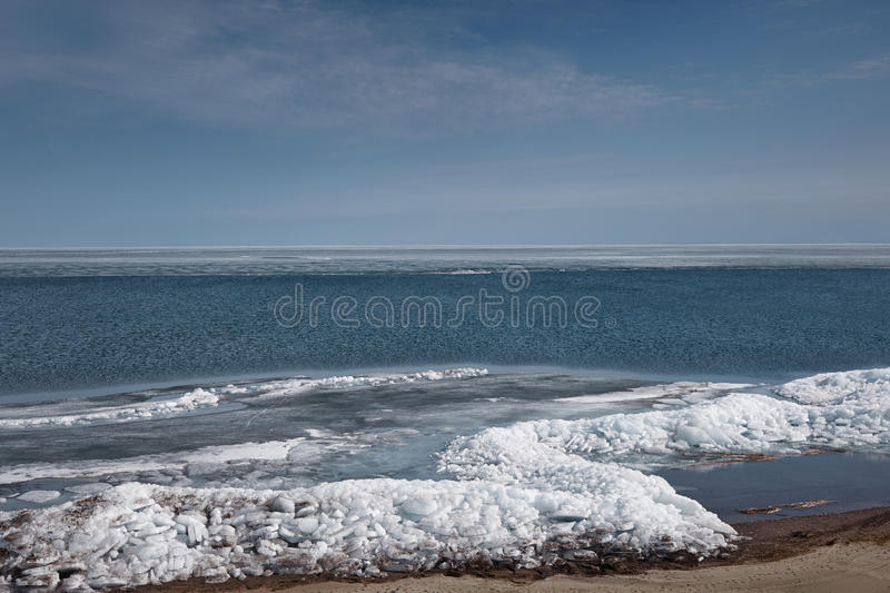 Download Arctic scene stock photo. Image of emptiness, color, north - 40833436