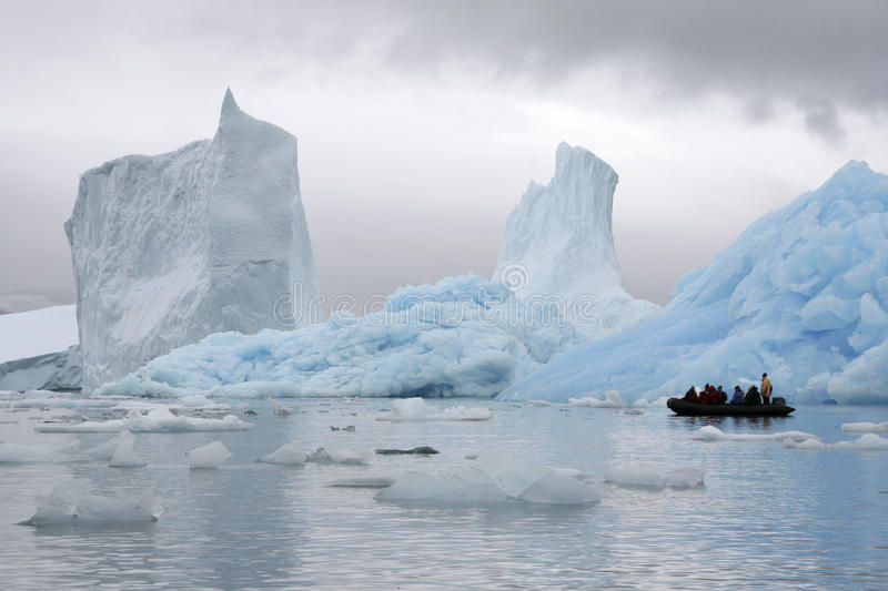 Download Arctic tourism stock image. Image of water, freeze, cold - 10740051