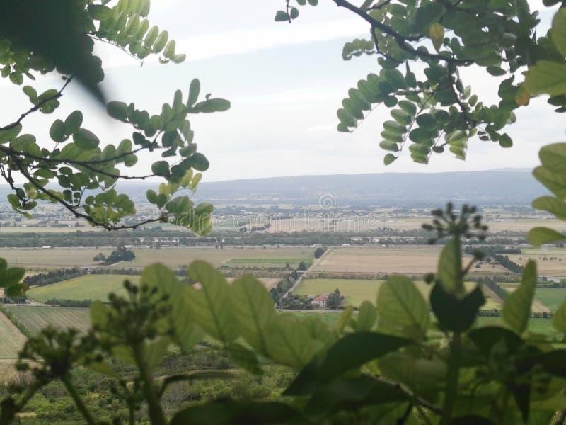 Ardèche 免版税库存图片