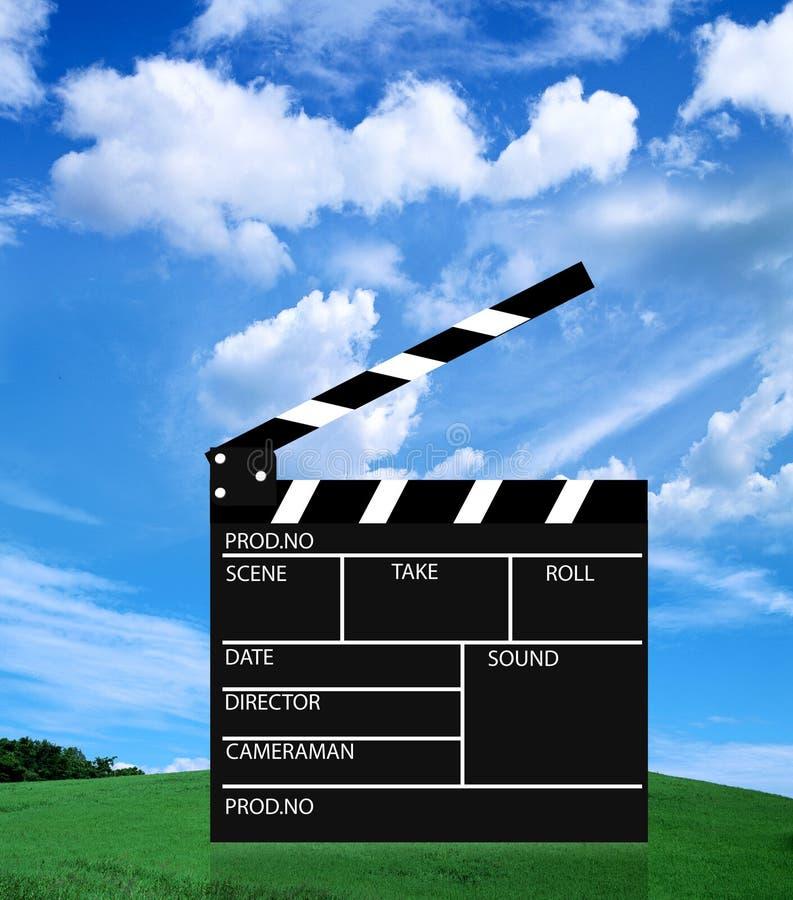 Download Ardósia do filme foto de stock. Imagem de entertainment - 10060540