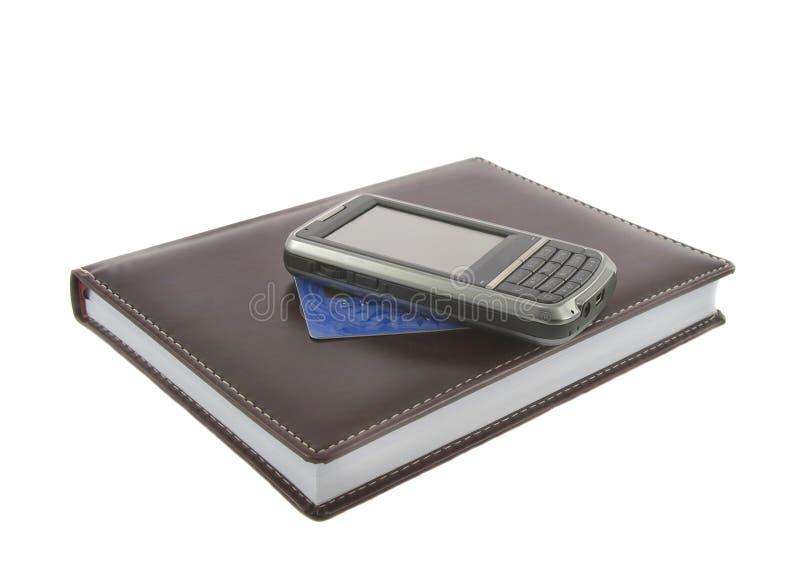 Ard e móbil de Notebook.credit imagens de stock royalty free
