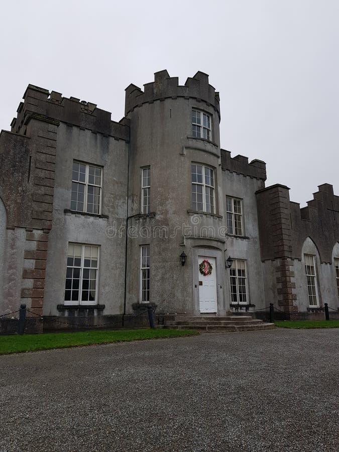 Ardgillan castle stock photos