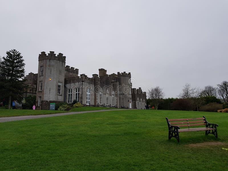 Ardgillan castle stock image